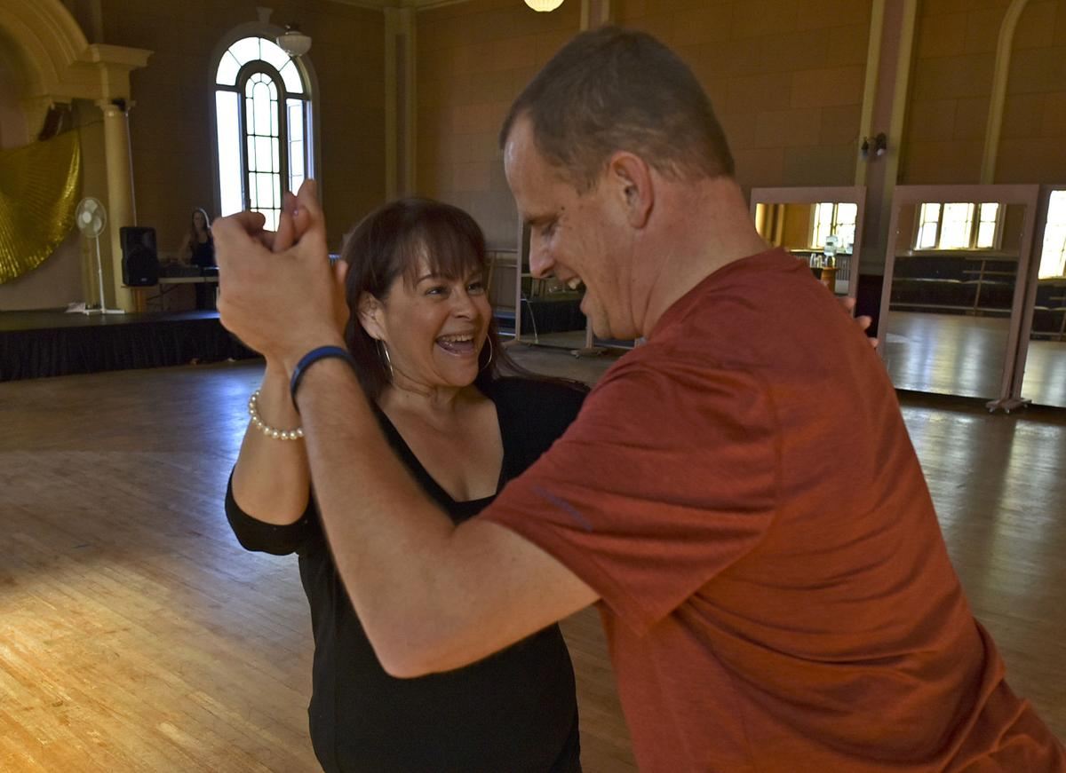 'Dancing with the Clatsop County Stars' raises funds for The Harbor on Oct. 18