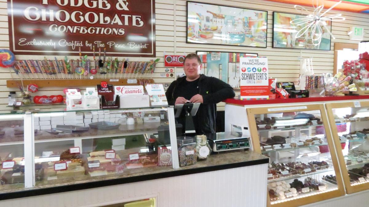 Longtime Cannon Beach candy company offering 'Schwiet' franchises