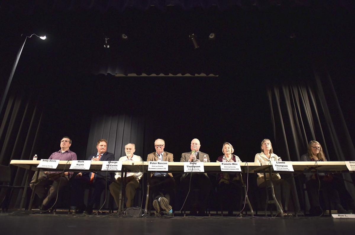 County commission candidates discuss range of topics in forum