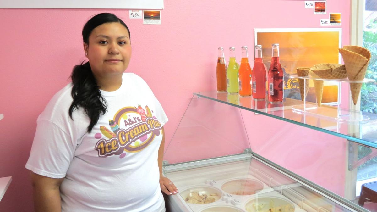 A&J's opens for ice cream and snacks in Cannon Beach