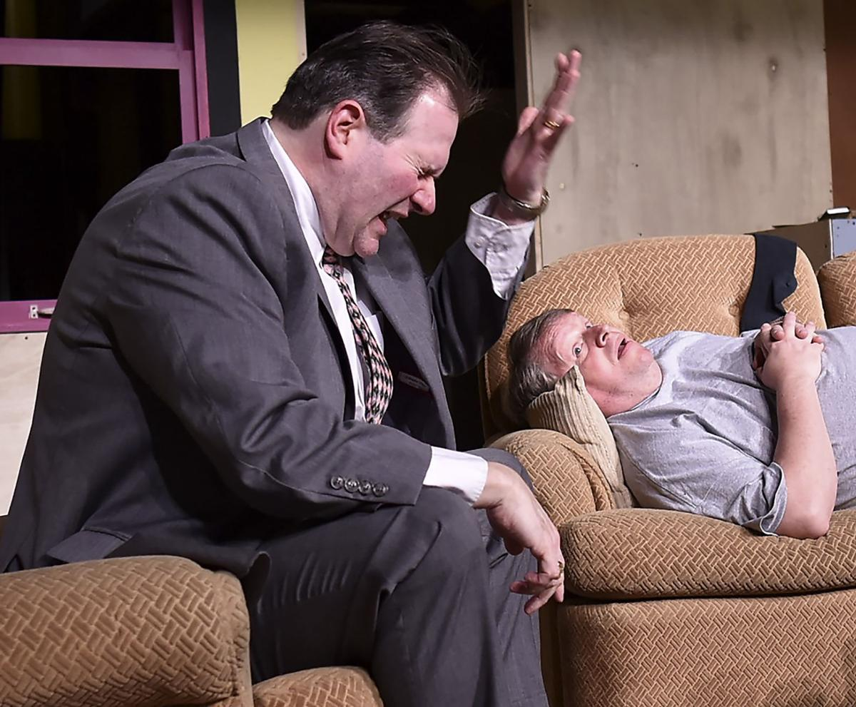 'Odd Couple' not so odd, after all