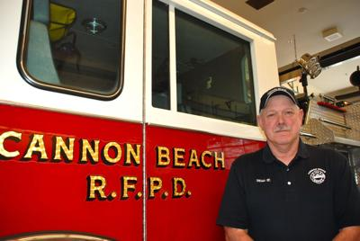 Former chief, fire district reach agreement