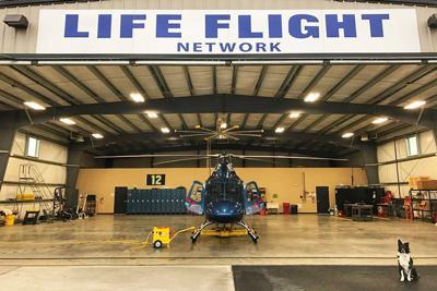 Port, Life Flight reach deal for new hangar
