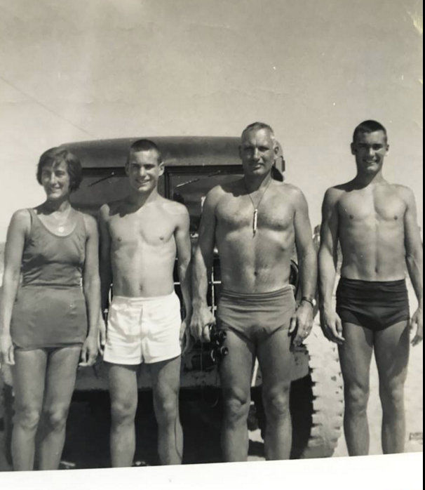 Lifeguard, Seaside Run founder Ralph Davis dead at 96