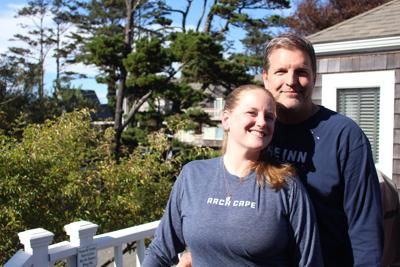 Texas couple takes on Inn at Arch Cape