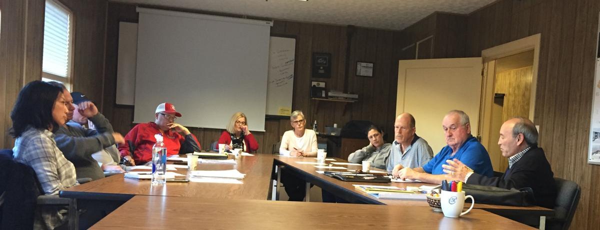 As building plan advances, district leaders consider long-term strategic plan