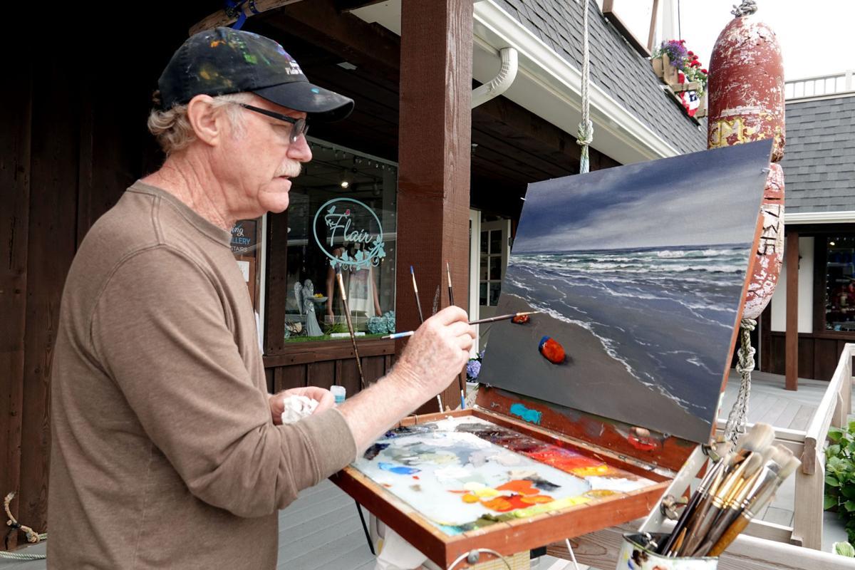 Cannon Beach inspires creativity