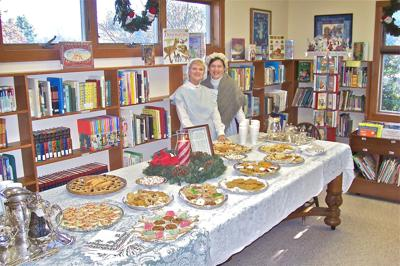 Library fundraising helps keep the doors open
