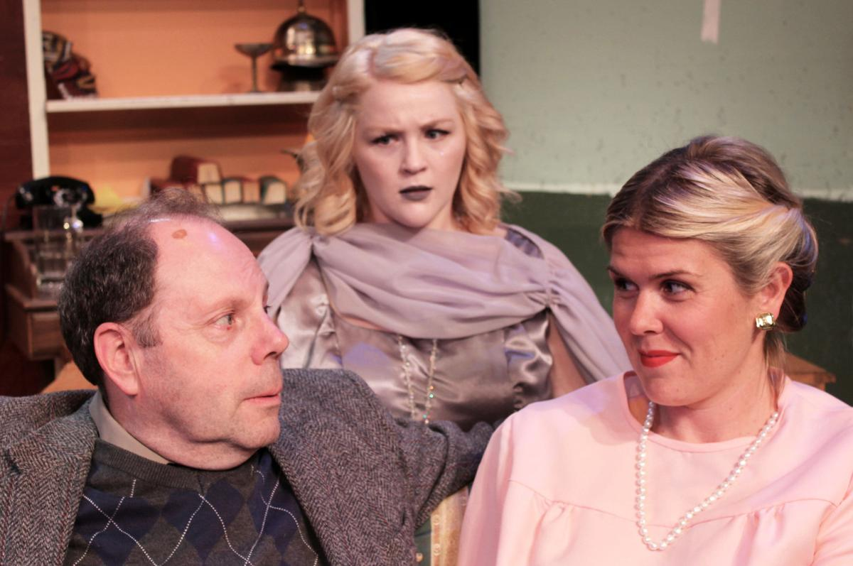 Noël Coward's classic comedy 'Blithe Spirit' opens at The Coaster Theatre