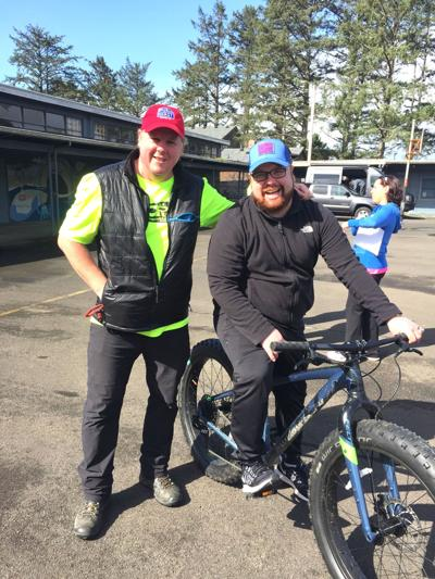 Earth Day events include biking, squid