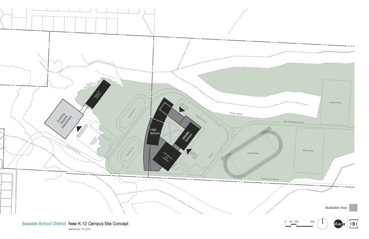 Seaside School District develops construction timeline