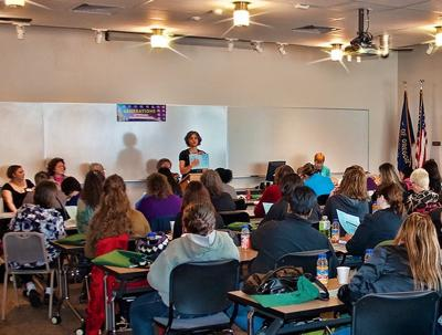 Conference empowers women on education, career planning