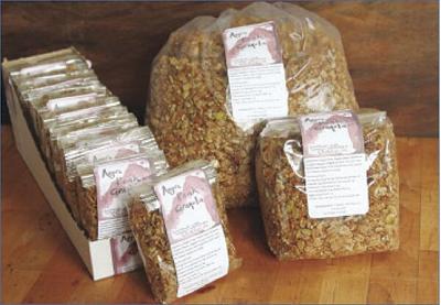 Arch Cape chef sells organic, small batch granola