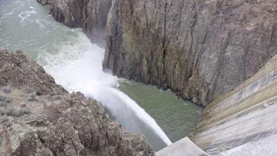 Owyhee Dam