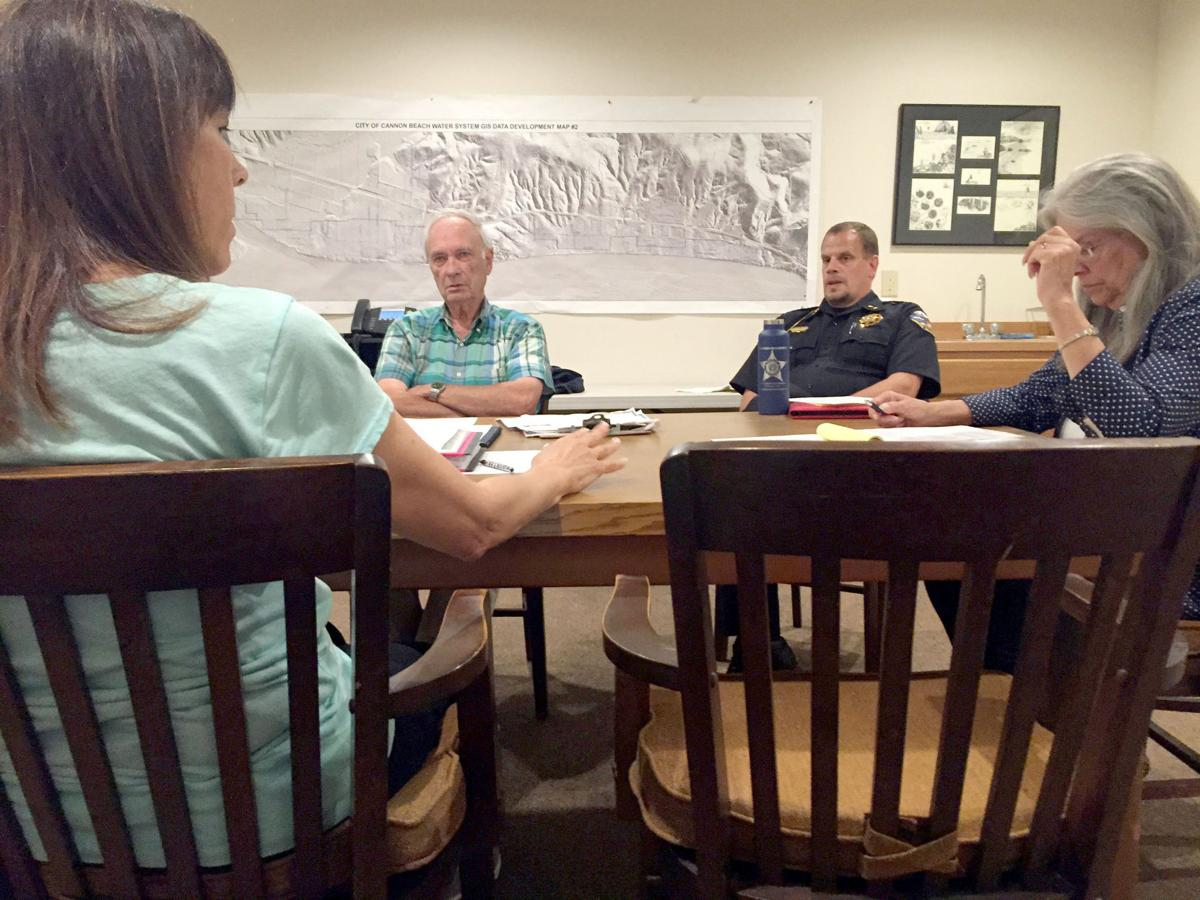 Cannon Beach redoubles emergency efforts