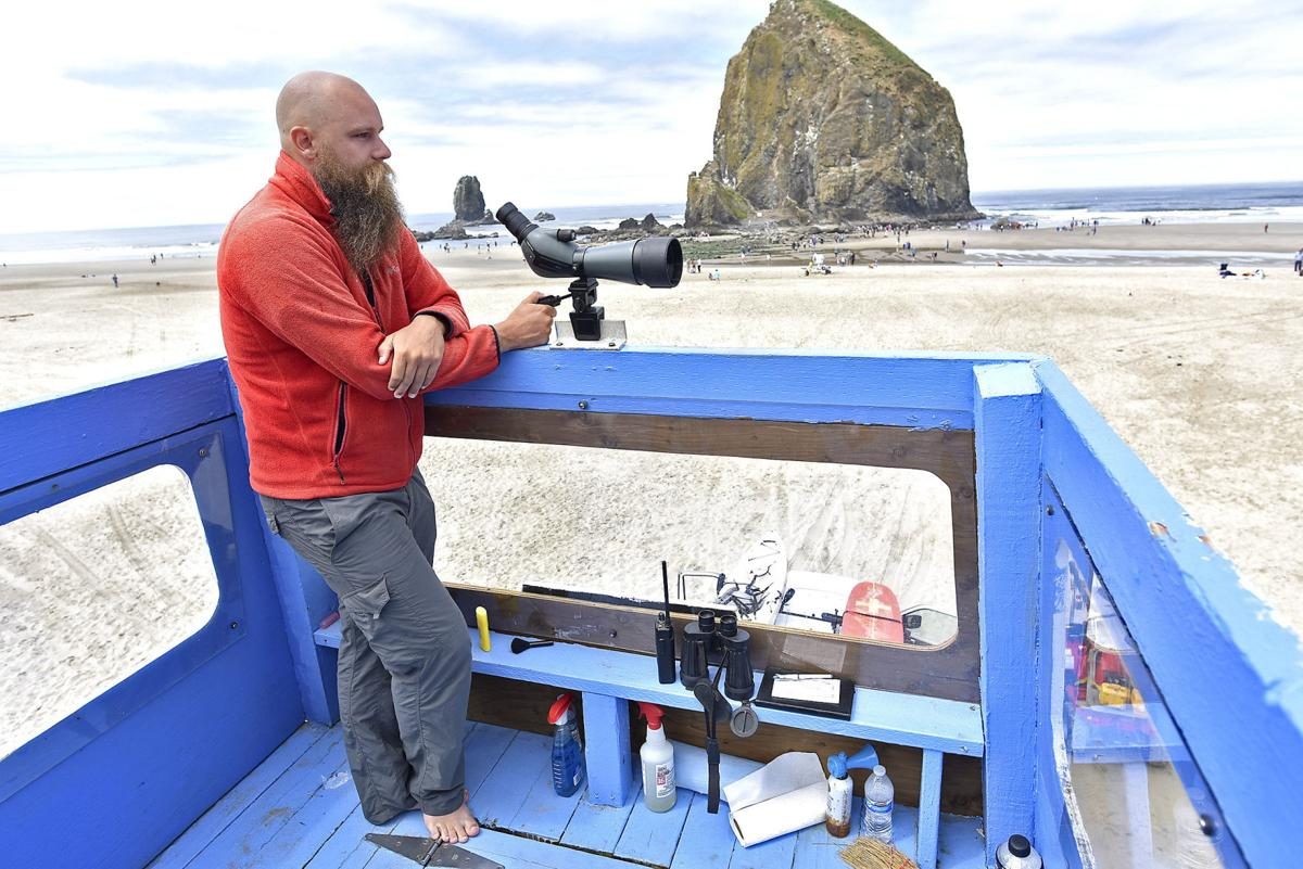 Cannon Beach lifeguards carry on a tradition