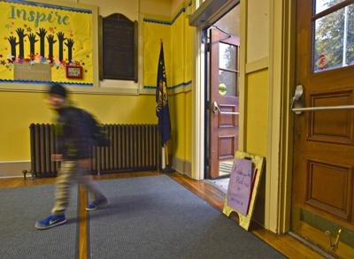 Astoria schools lock last door