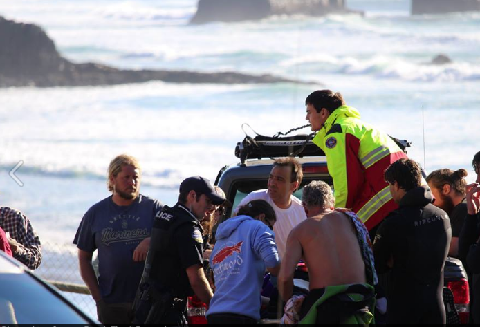 Shark attack victim warned others