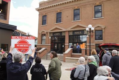 Commission to Recall City Hall, Red Wing