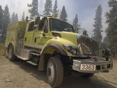 Rural Fire Departments Get Brush Trucks From Blm Timber Capitalpress Com