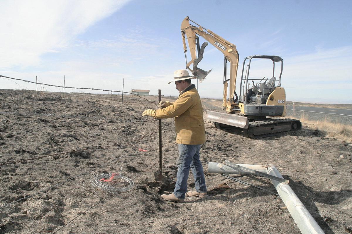 Ranchers struggle with fire recovery