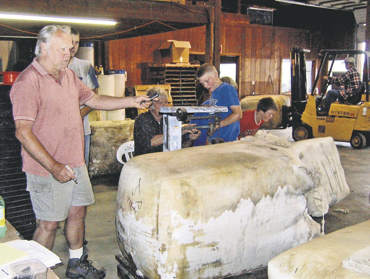 Wool mill weaves its niche