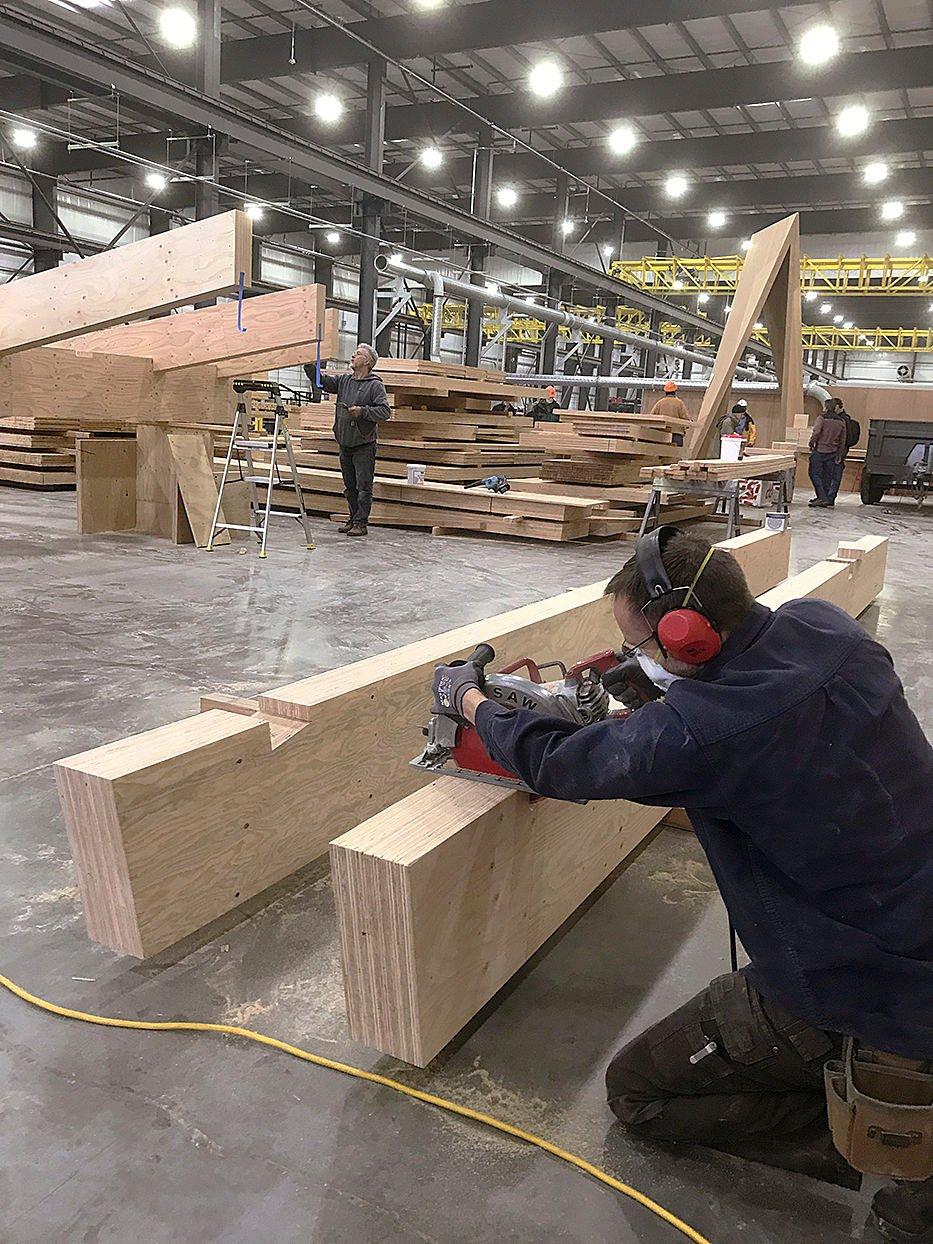 Mass timber 2