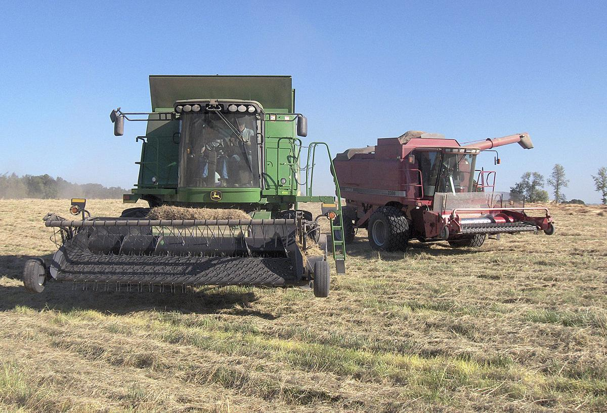 Tractors, combines must be ready when it's 'go time'