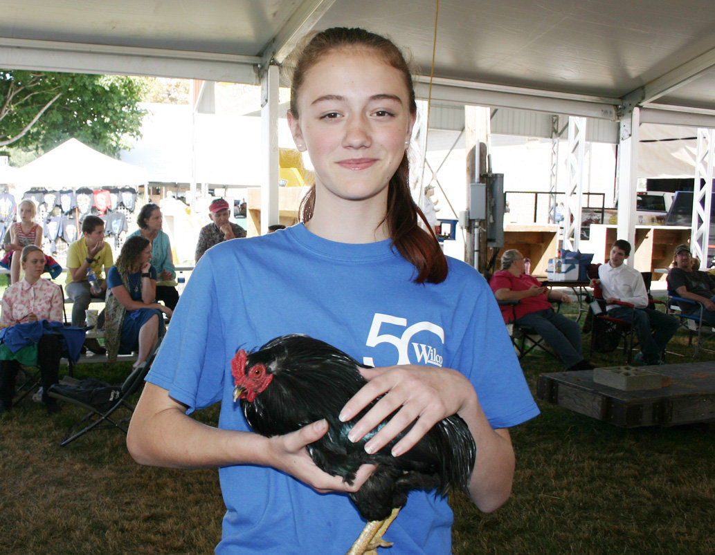 Ag community comes together for Oregon State Fair