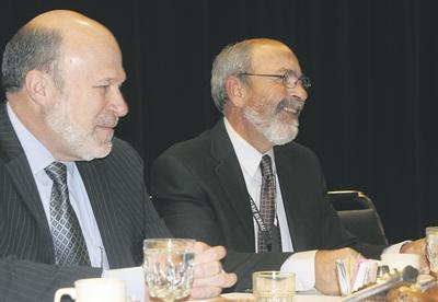 Appel calls for freedom, legal workforce