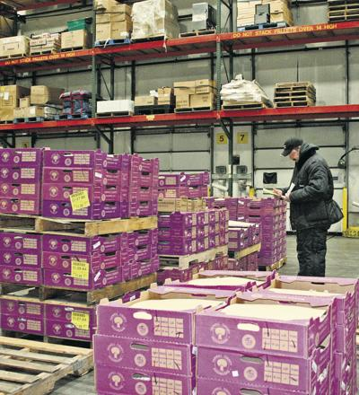 Sysco rule: Keep it cool