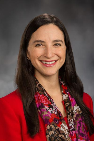 Washington State Sen. Rebecca Saldana