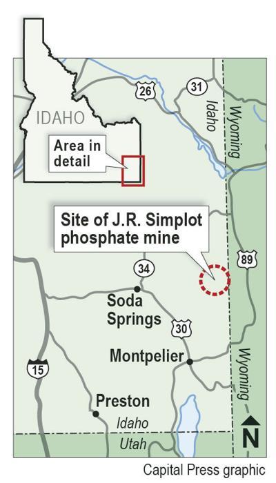 Court hears phosphate mine case