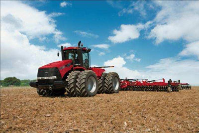 CASE IH LEADS THE INDUSTRY WITH EFFICIENT POWER USING SCR TECHNOLOGY