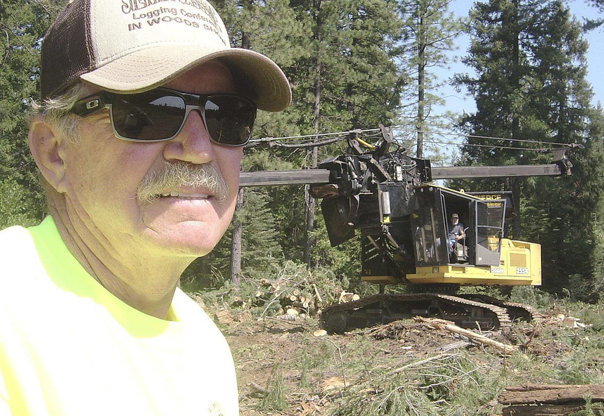 Education a passion for N. California logger