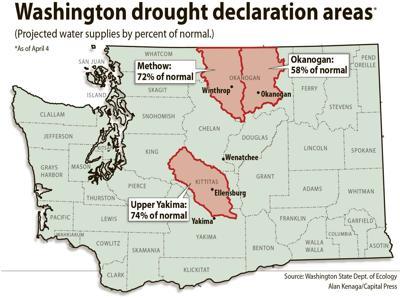 Wash. drought declaration 2