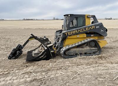 TerraClear rock picker