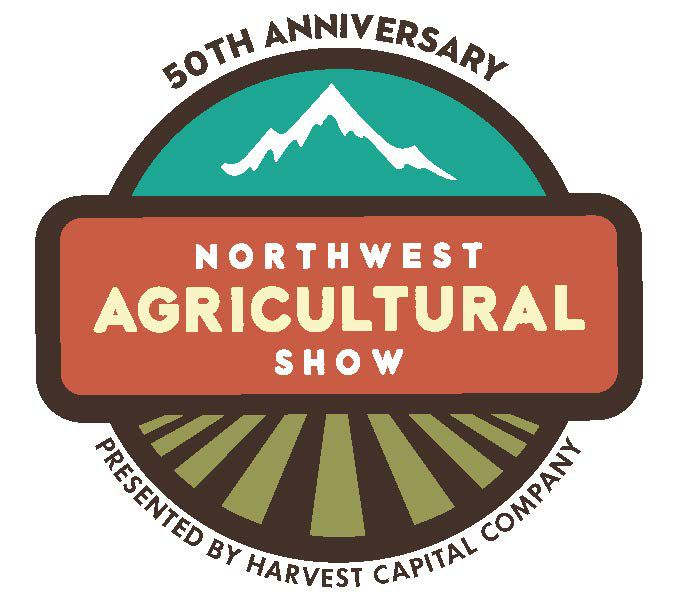 50th Anniversary NW Ag Show Logo