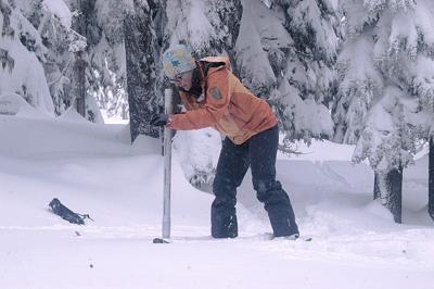 Oregon snowpacks declined in February, but still OK