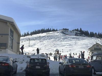 Washington snowpack update