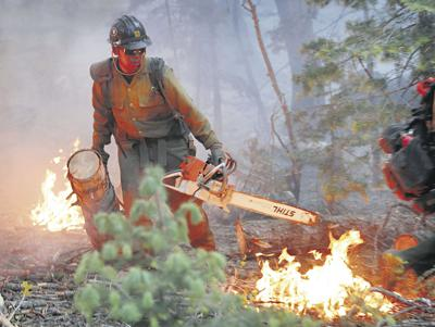 Increased fire expected in parts of Western US