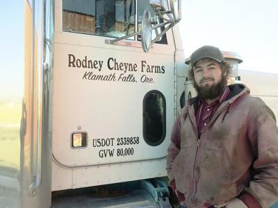 Rodney Cheyne: Farming is in his blood