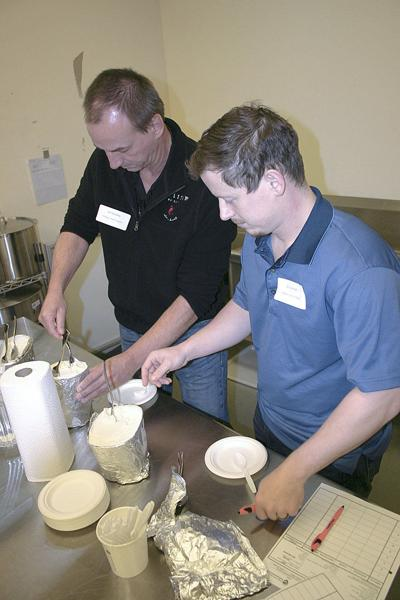 Dairy, berry producers scream for ice cream