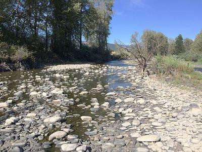 Irrigation ends in some Yakima tributaries
