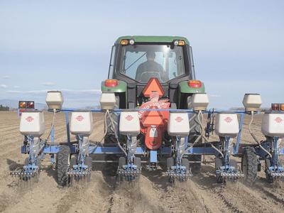 Delayed planting in Treasure Valley could reduce crop yields