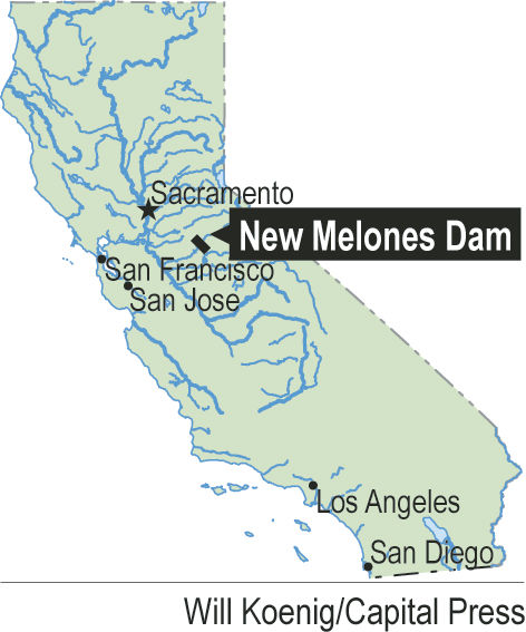 Feds shorted water districts, judge decides in Calif. case