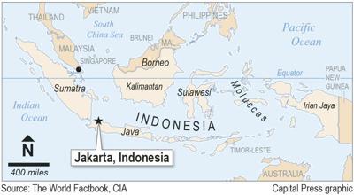 U.S. fights Jakarta closure to fruits, vegetables