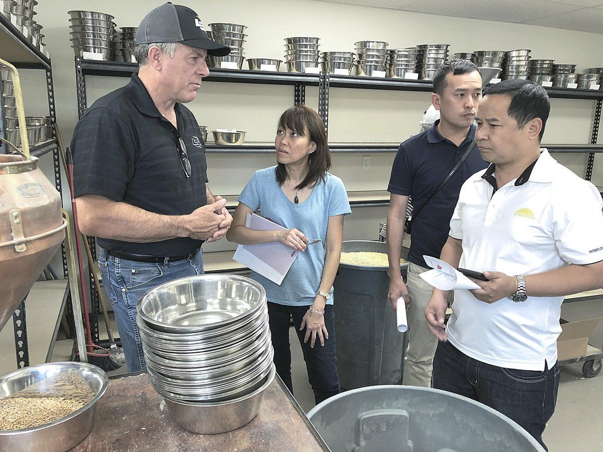 Indonesian trade group visits north-central Idaho