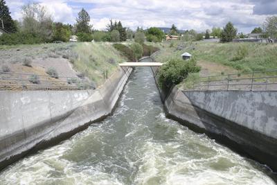 Klamath Project A Canal