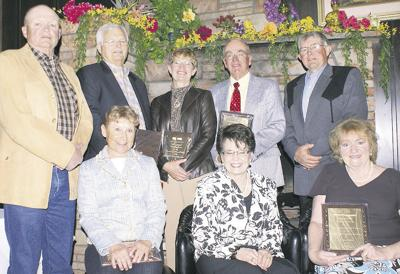 Ranchers honored for industry efforts